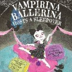 VAMPIRINA SLEEPOVER cover