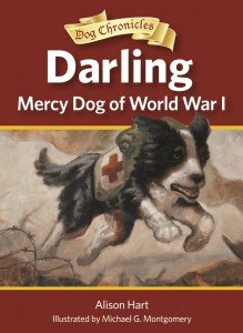 Darling, Mercy Dog of World War I Blog Tour and Giveaway