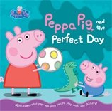 Peppa Pig and the Perfect Day book cover