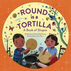 Roseanne Greenfield Thong's Round is a Tortilla book cover