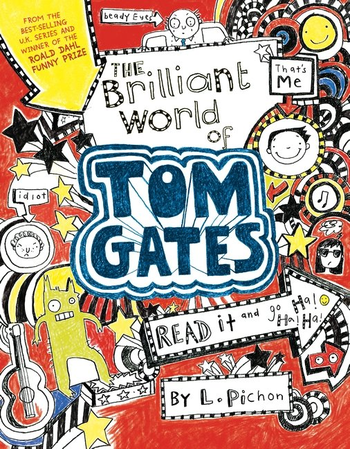 TheBrilliantWorldofTomGates